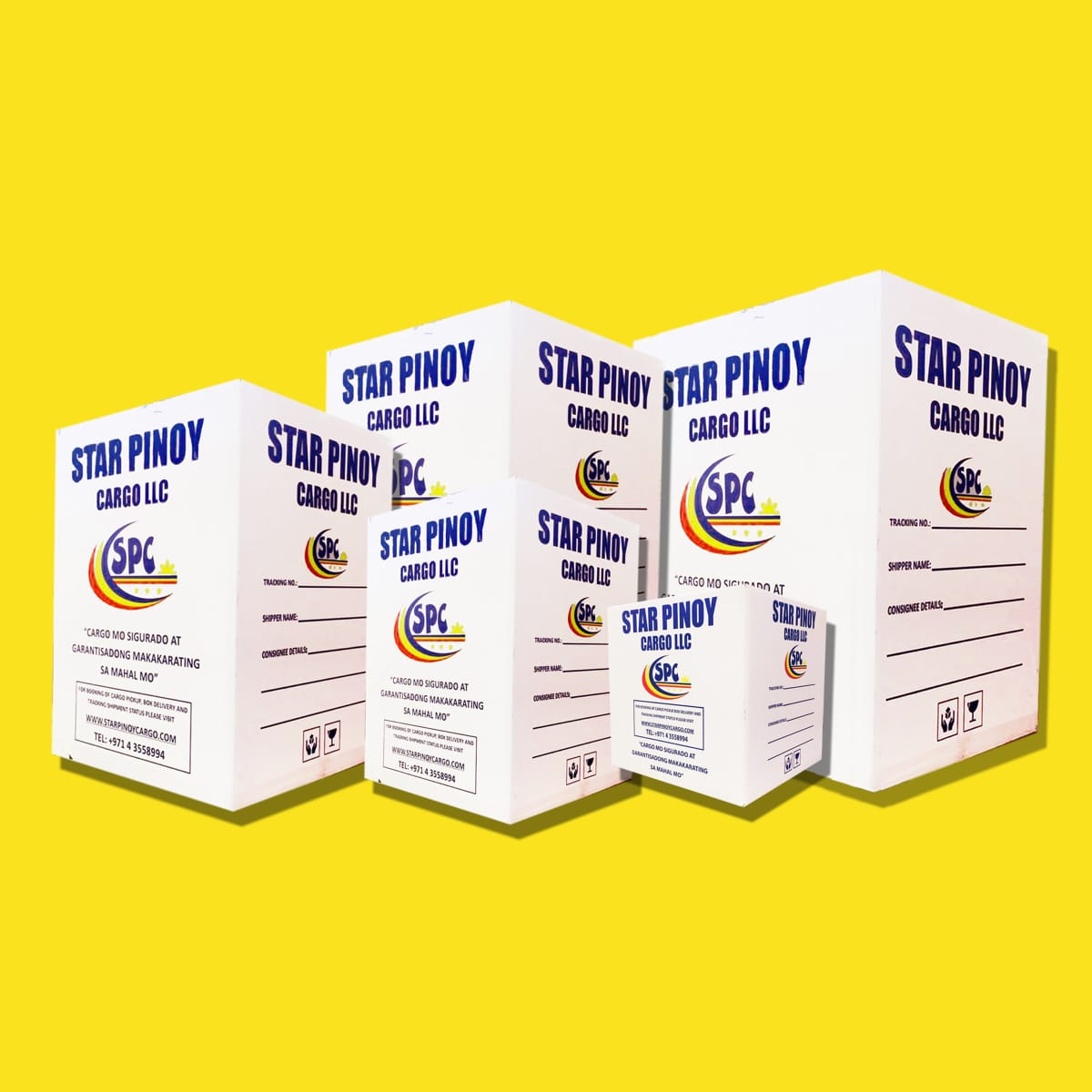 Star Pinoy Cargo Llc